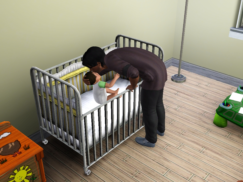 sims 4, no toddlers