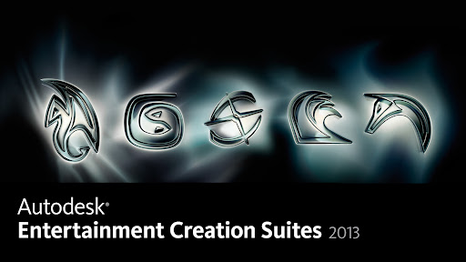 Autodesk Entertainment Creation Suites 2013