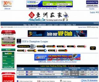 Asianbookie LiveScore dan Prediksi Skor