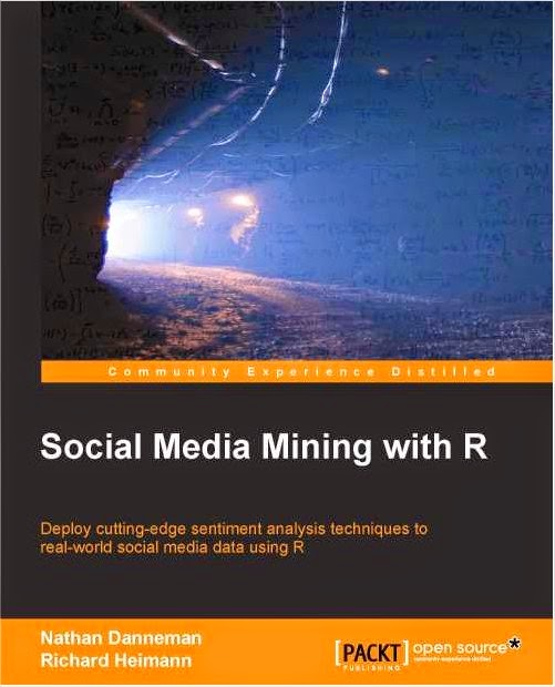 Social Media Mining with R – Book review