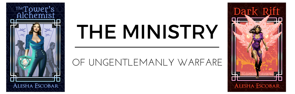 The Ministry of Ungentlemanly Warfare Blog Tour