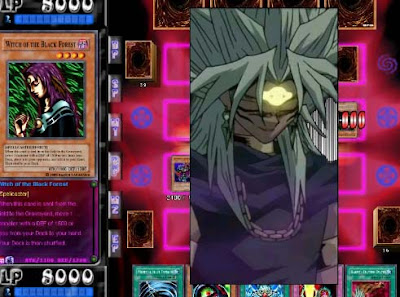 Free Download Games Yu-Gi-Oh! Power of Chaos Marik The Darkness Full Version