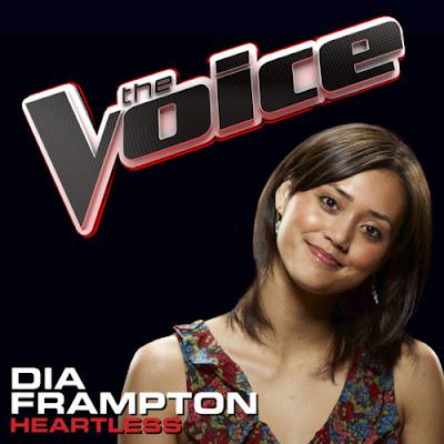 the voice dia. The the voice dia frampton