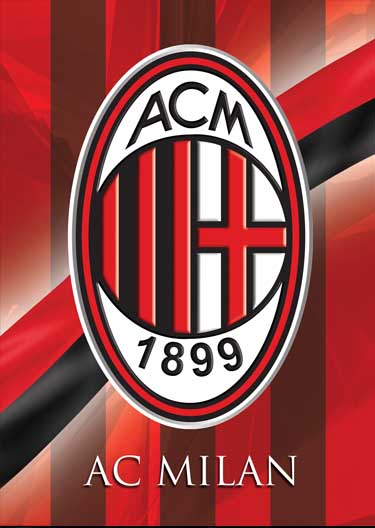 All about ac milan footbal club the power of sport and games for Ac milan club