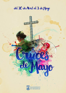 ALMUÑÉCAR   Cruces de Mayo 2015