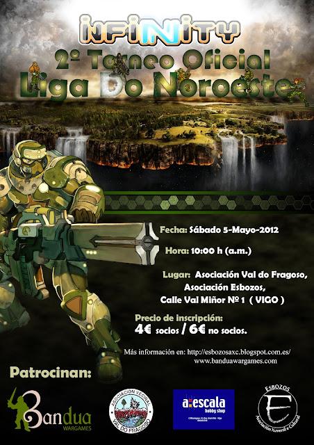 Segundo torneo de la LIGA DO NOROESTE 2TorneoOficialLigaNoroeste_2