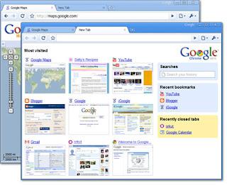 Download Google Chrome 18.0.1025.1 Dev Offline Installer