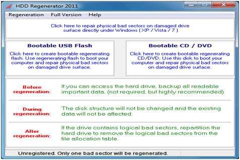 lalu klik bootable usb flash atau bootable cd dvd