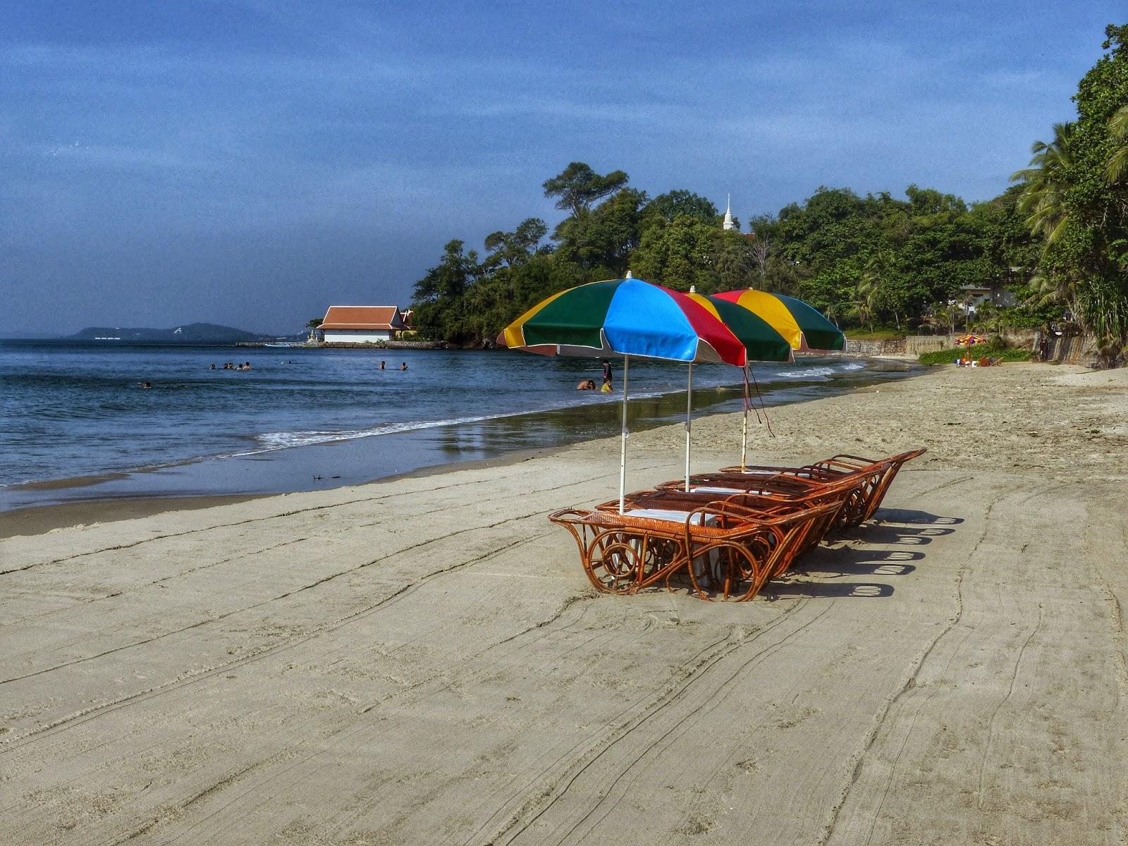 Rayong Coastal Views