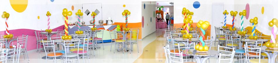 Tudo para Festas Festa Infantil Buffet Zona Leste SP -> Decoração Para Festa Infantil Zona Leste