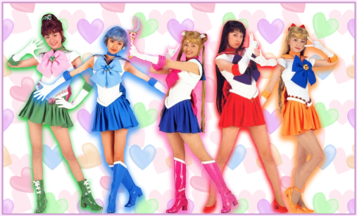 Pretty Guardian Sailor Moon Pgsm