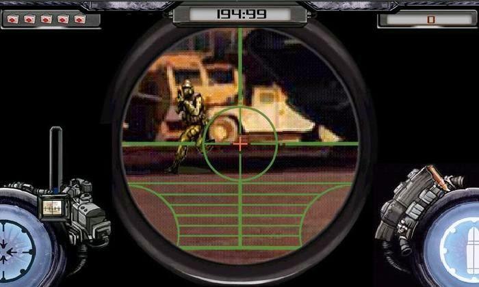 """Jadi Sniper Handal dengan Game """"Army Sniper"""" 1.4.5 APK"""