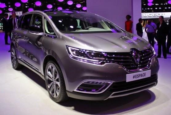Nuovo Renault Espace