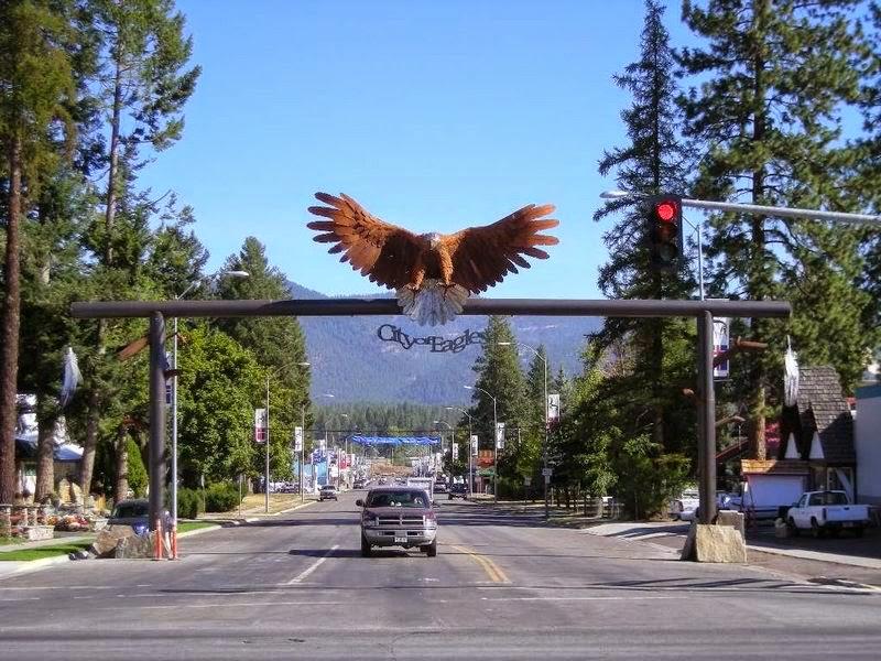 City of Eagles, Libby Montana - 9th fact
