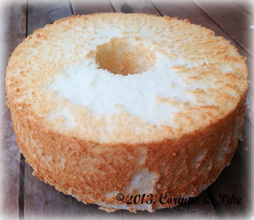 Heart of Mary: Angel Food Cake