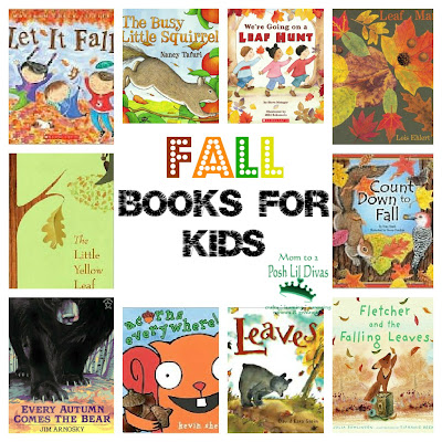 Autumn Books For Children2