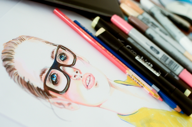 07-Isis-Marques-Drawings-and-Paintings-with-WIP-and-Videos-www-designstack-co