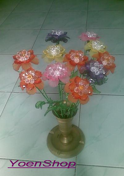 Bunga Manik-Manik,,, harga satuan : 10000 IDR,, harga grosir : 8500 ...