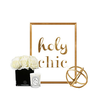 Holy Chic, DIY Gold Foil Print, DIY, DIY gold foil, gold foil print, do it yourself, gold print, DIY gold print, free tutorial, DIY tutorial, gold print tutorial, gold foil print tutorial, Act Like A Ladie, #paintedladie, ActLikeALadie.com, LadieKatie, Ladie Katie