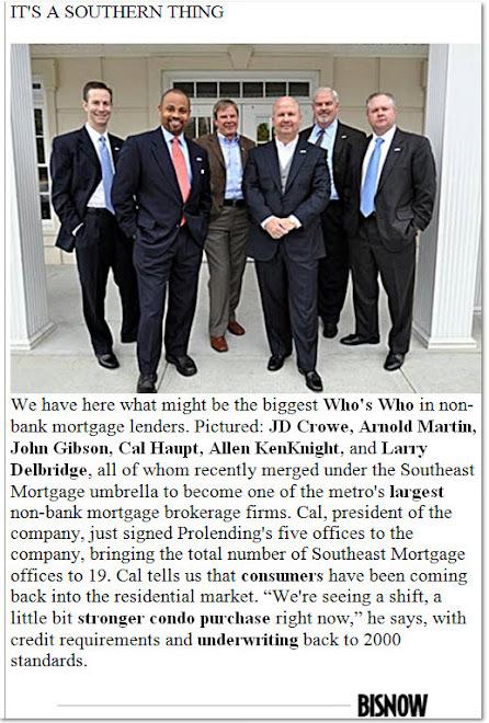 Cal Haupt Southeast Mortgage - BIZNOW