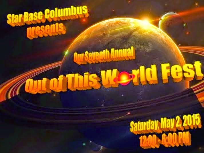 7th Annual Out of this World Fest<br>and Free Comic Book Day