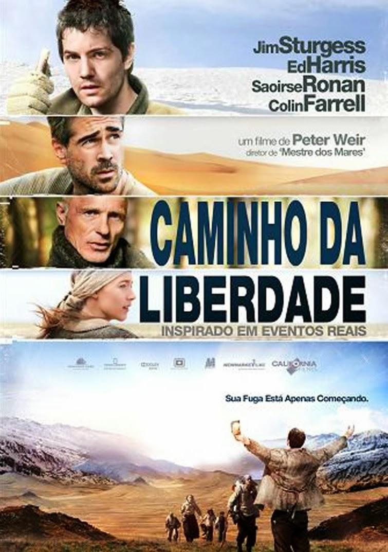 Caminho da Liberdade – Dublado (2010)