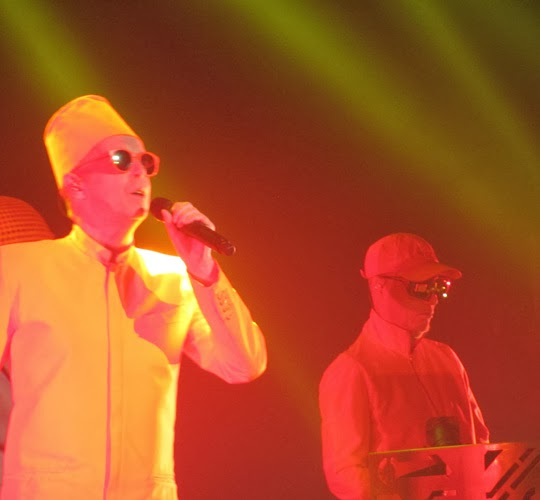 Pet Shop Boys Live in Toronto on September 25, 2013