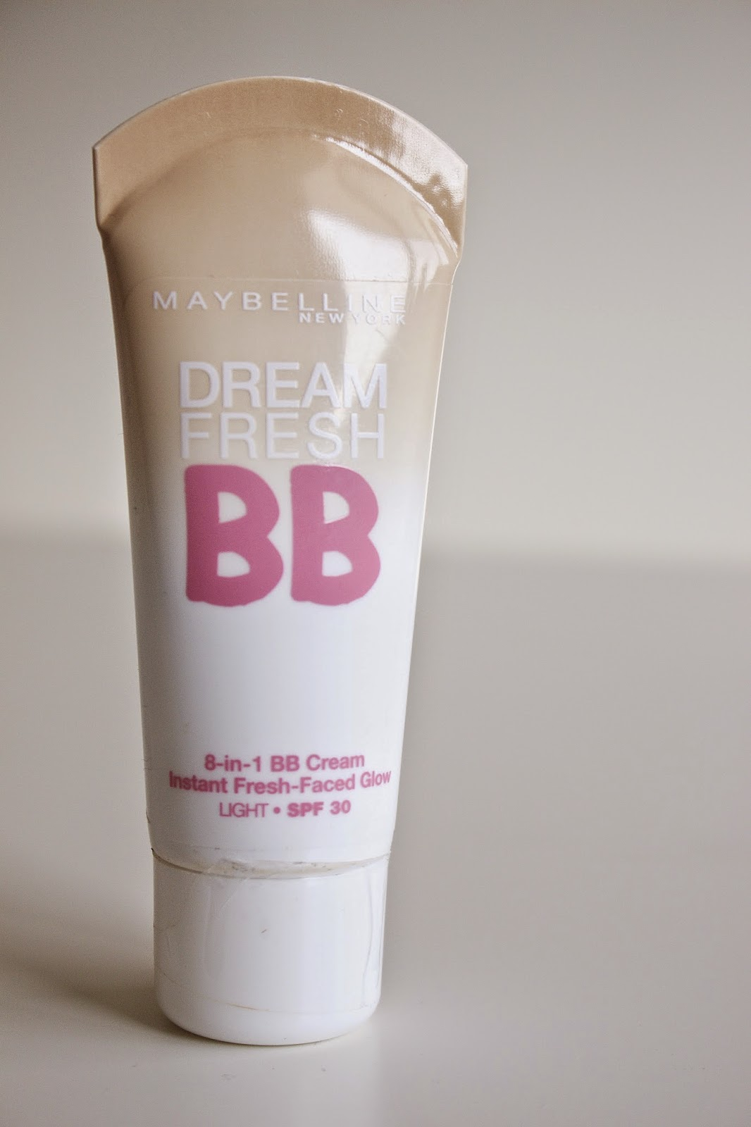 First Impression | Maybelline Dream Fresh BB Cream