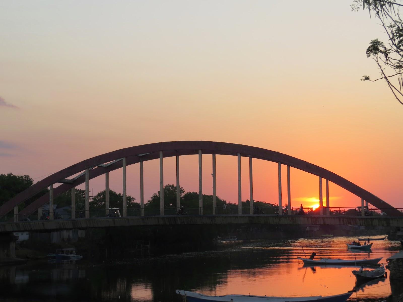 Jembatan Pangkajene