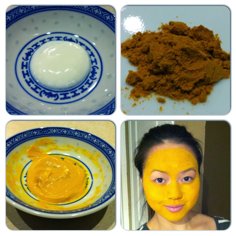 Aim to Win: How to: Turmeric Face Mask