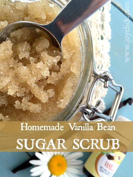 sugar scrub, DIY skincare