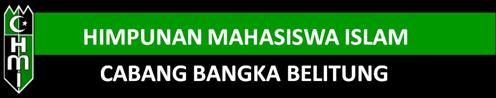 HMI Cabang Bangka Belitung