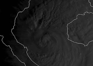 Taifun Son Tinh, Ofel, Satellitenbild, Vietnam, China, Major Hurricane, Hurrikan