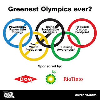 Next London Olympics 2012 : London 2012 Greenest Olympics Games
