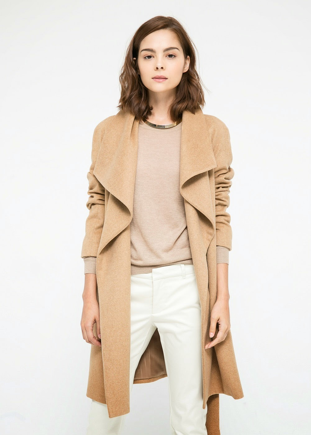 beautiful me plus you: Camel Coat Trend Autumn Winter 2014