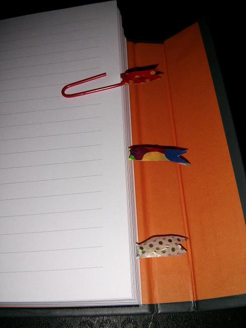 Detalles dify clips marcadores con restos de washi tape for Restos de azulejos baratos