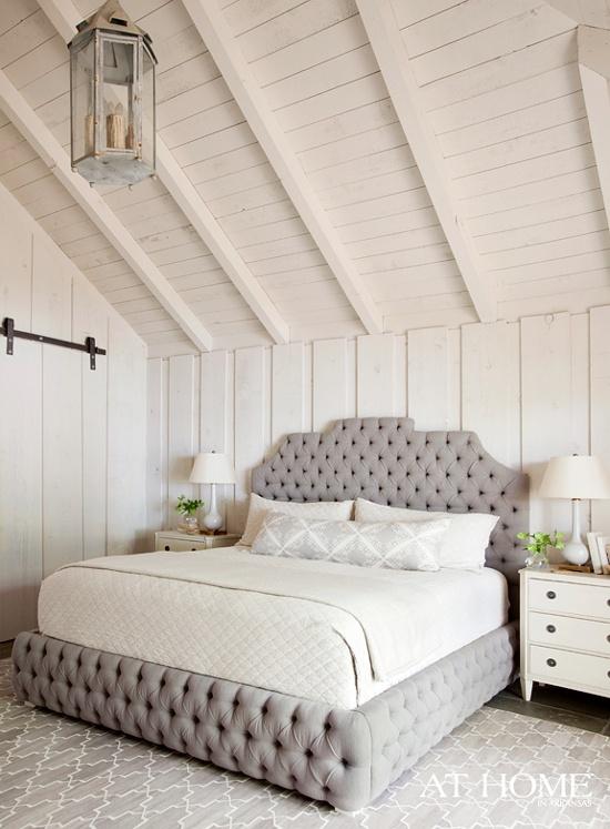 Lamb Blonde Elegant White Bedrooms