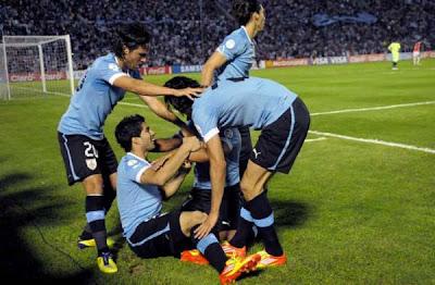 Uruguay 4 - 0 Chile (1)