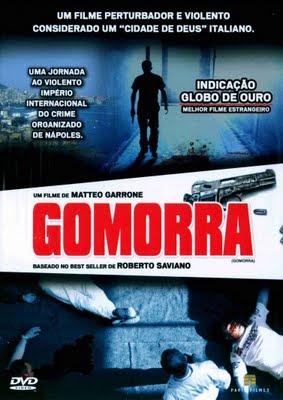 Filme Poster Gomorra DVDRip XviD & RMVB Dublado