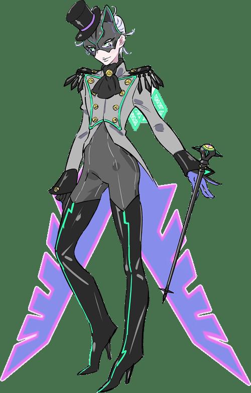 Veronica y Nemesis Modo Trance