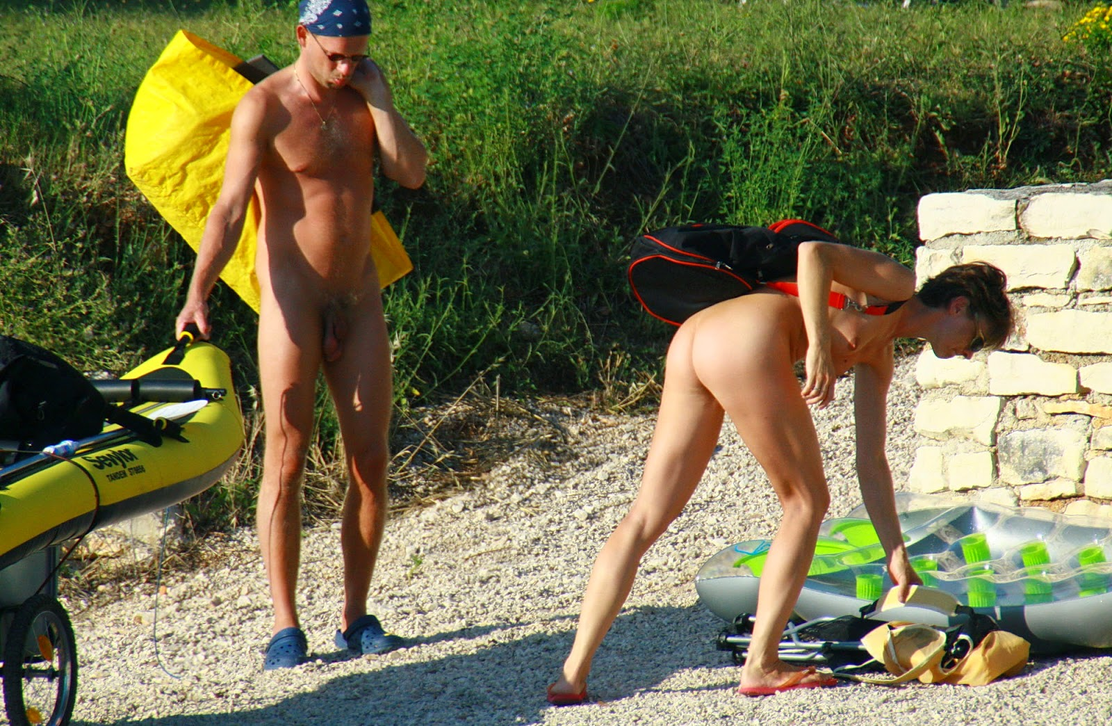 Free nudist camp pretty