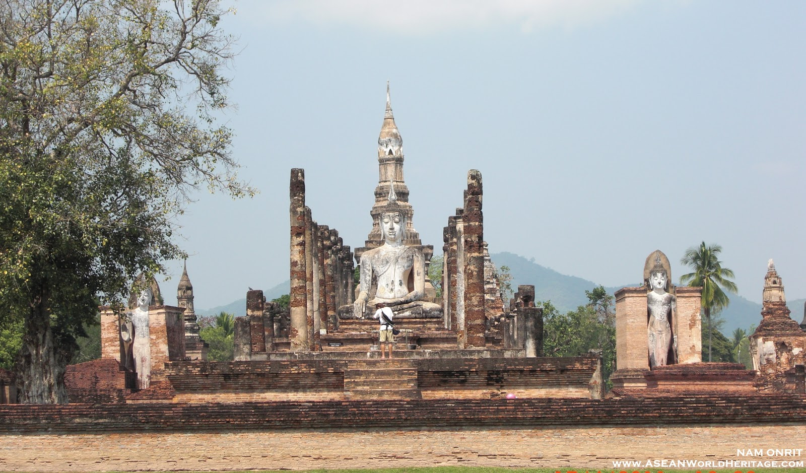 City: Sukhothai Historical Park - ASEAN World Heritage