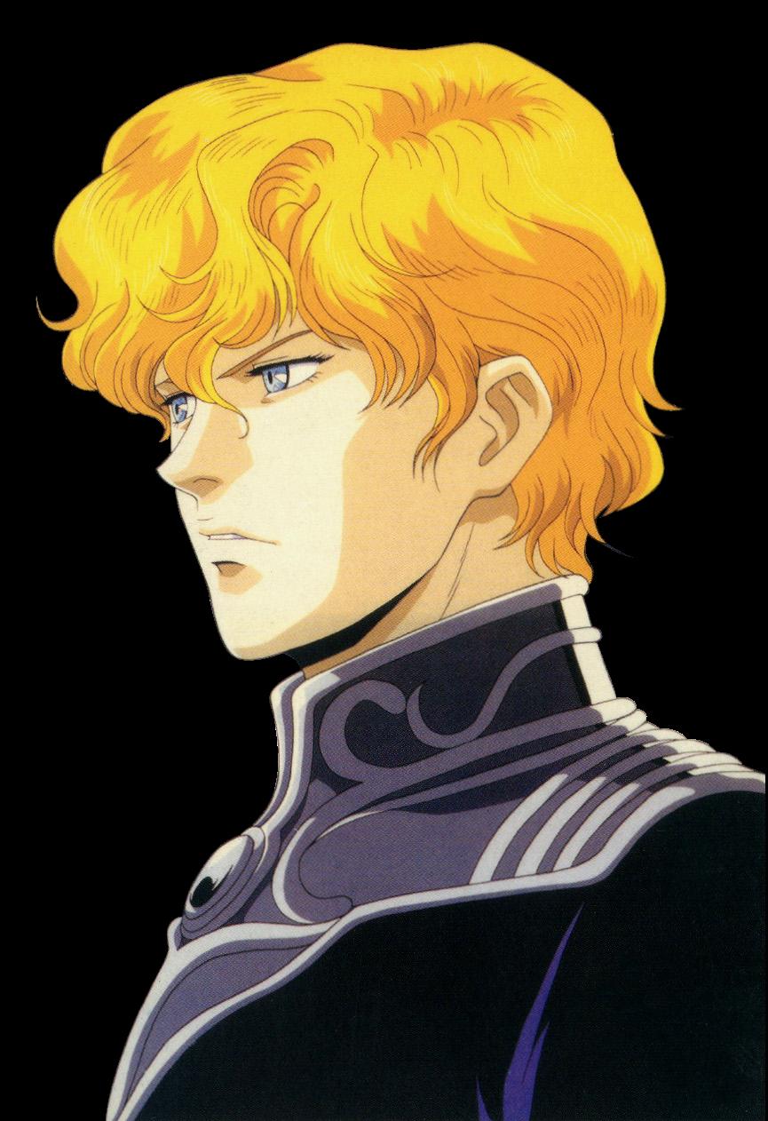 Render Reinhard - Ginga Eiyuu Densetsu