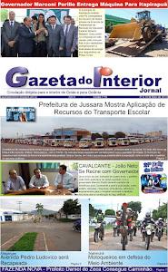 Veja a Edição nº 42 do Jornal Gazeta do Interior