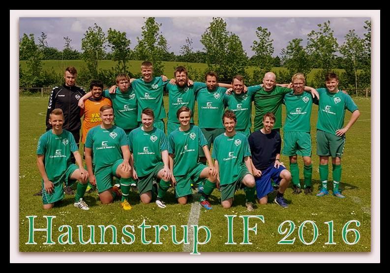 Haunstrup IF 2016