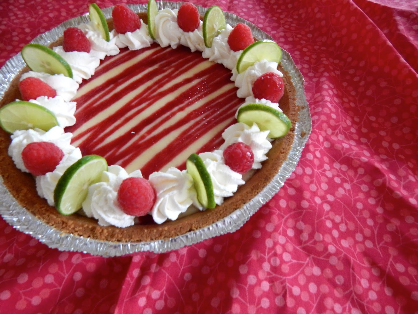 how to make key lime pie with canned filling