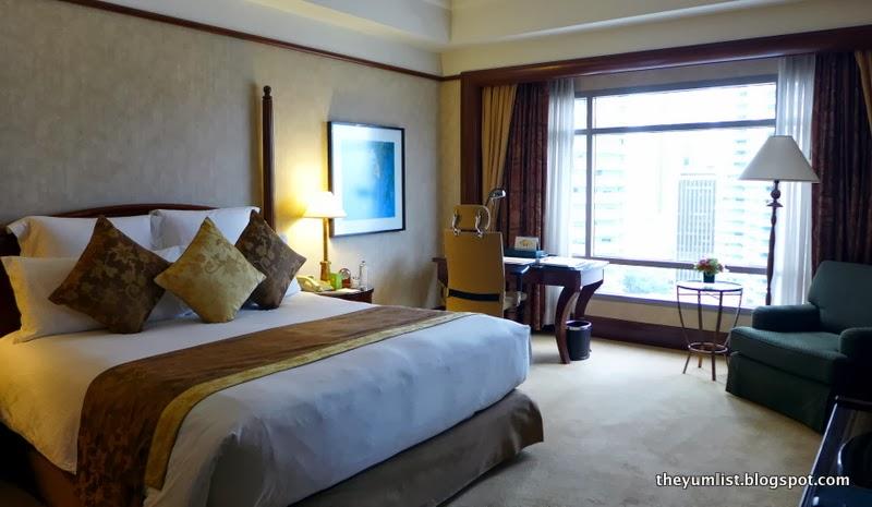 Mandarin Oriental, Kuala Lumpur, Staycation