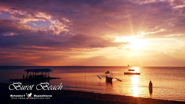 Burot Beach Sunset - Schadow1 Expeditions