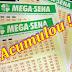 Mega-Sena acumula e prêmio vai a R$ 175 milhões na quarta-feira (16)