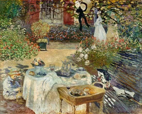 Senza Dedica Pomeriggio D 39 Estate Nel Giardino Di Claude Monet